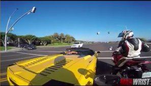 Lamborghini VS BMW S1000RR