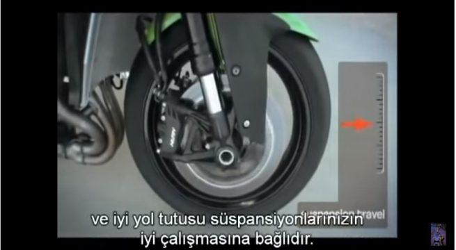 Motosiklet'te Viraj nasıl alınır ?
