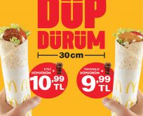 Mc Donalds Düp Dürüm